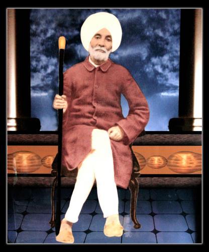 Bapu Harnam Ji Maharaj
