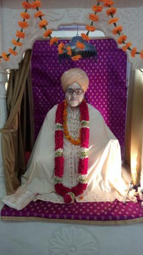 Darbar Rudrapur Darbar bapu bhanu dutt ji maharaj darshan